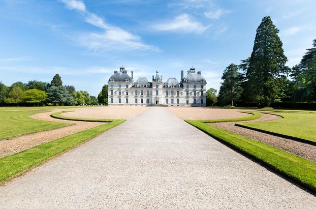 Loire-valley-castle